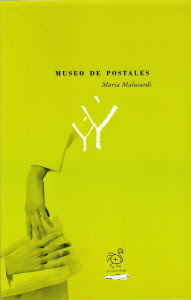 Maria malusardi. museo de postales