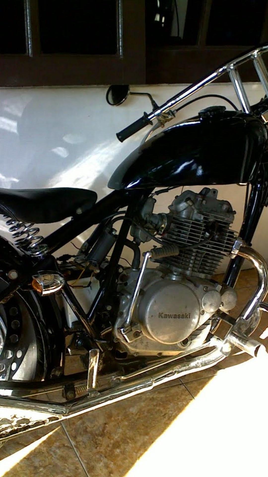 Koleksi Variasi Motor Tiger Modifikasi Yamah NMAX