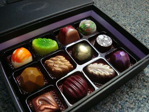 Chocolates from Providence