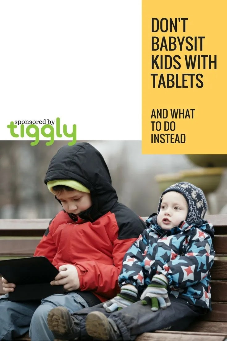 Don't babysit kids with tablets (1)