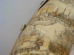 Powder Horn Detail