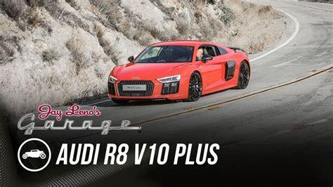 2017 Audi R8 V10 Plus   Jay Leno's Garage   YouTube