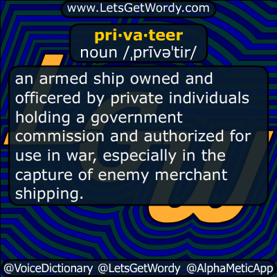 privateer 02/07/2016 GFX Definition