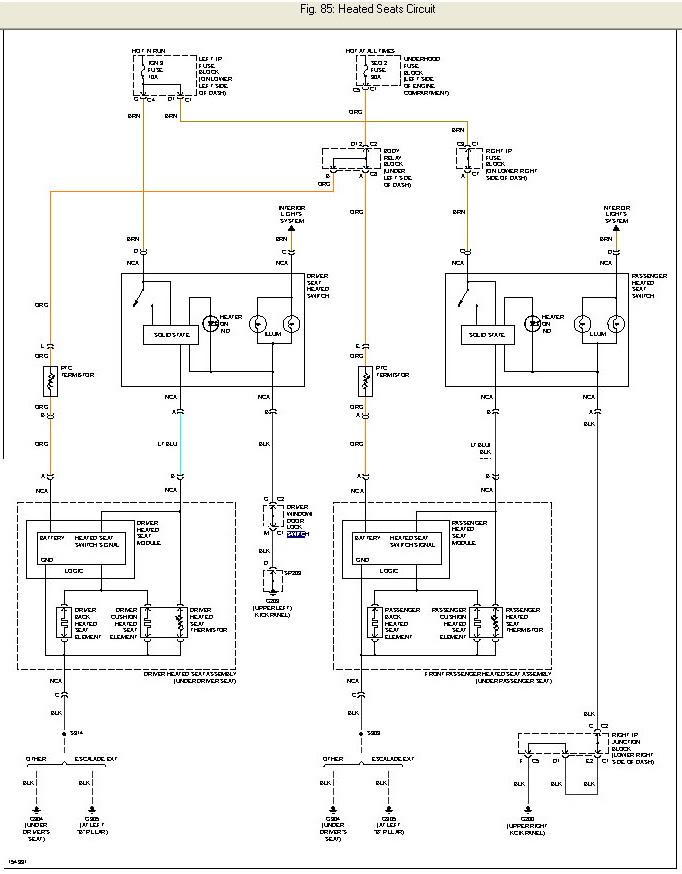 Gmc Denali Seats Wiring Wiring Diagram System Agency Norm Agency Norm Ediliadesign It