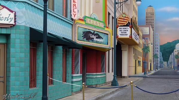 Disneyland Resort, Disney California Adventure, Hollywoodland, Lone Ranger