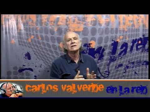 Carlos Valverde en la red: Programa del día viernes 29-11-2019