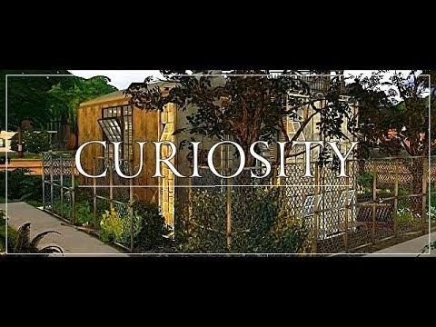 SIMS 4 || HOUSETOUR || CURIOSITY [DOWNLOAD incl.CC]
