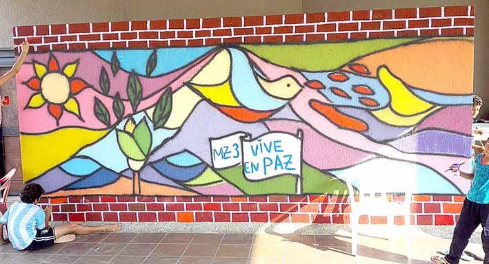 Murales Sobre La Paz