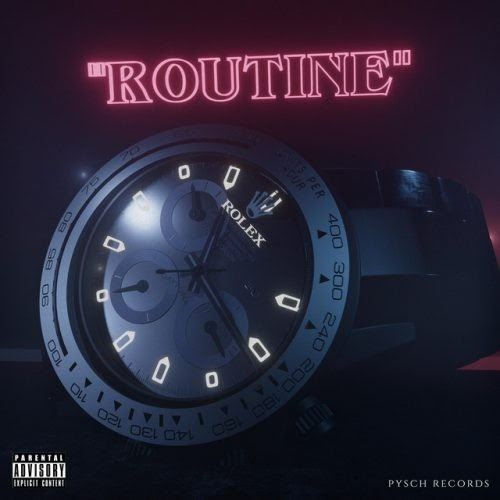 "DIAMOND IN THE ROUGH: Isaac Waave – ""Routine"""