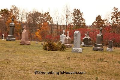 Bad Axe Cemetery (St. Patrick Parish), Vernon County, Wisconsin