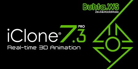 Animation7 com ng: RELEASES- Reallusion iClone 7 3 PRO + Resource