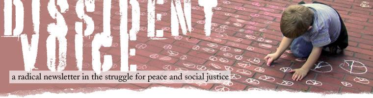 Dissident Voice: una newsletter radicale nella lotta per la pace e la giustizia sociale