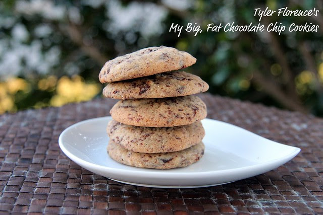 Tyler Florence My Big, Fat Chocolate Chip Cookies