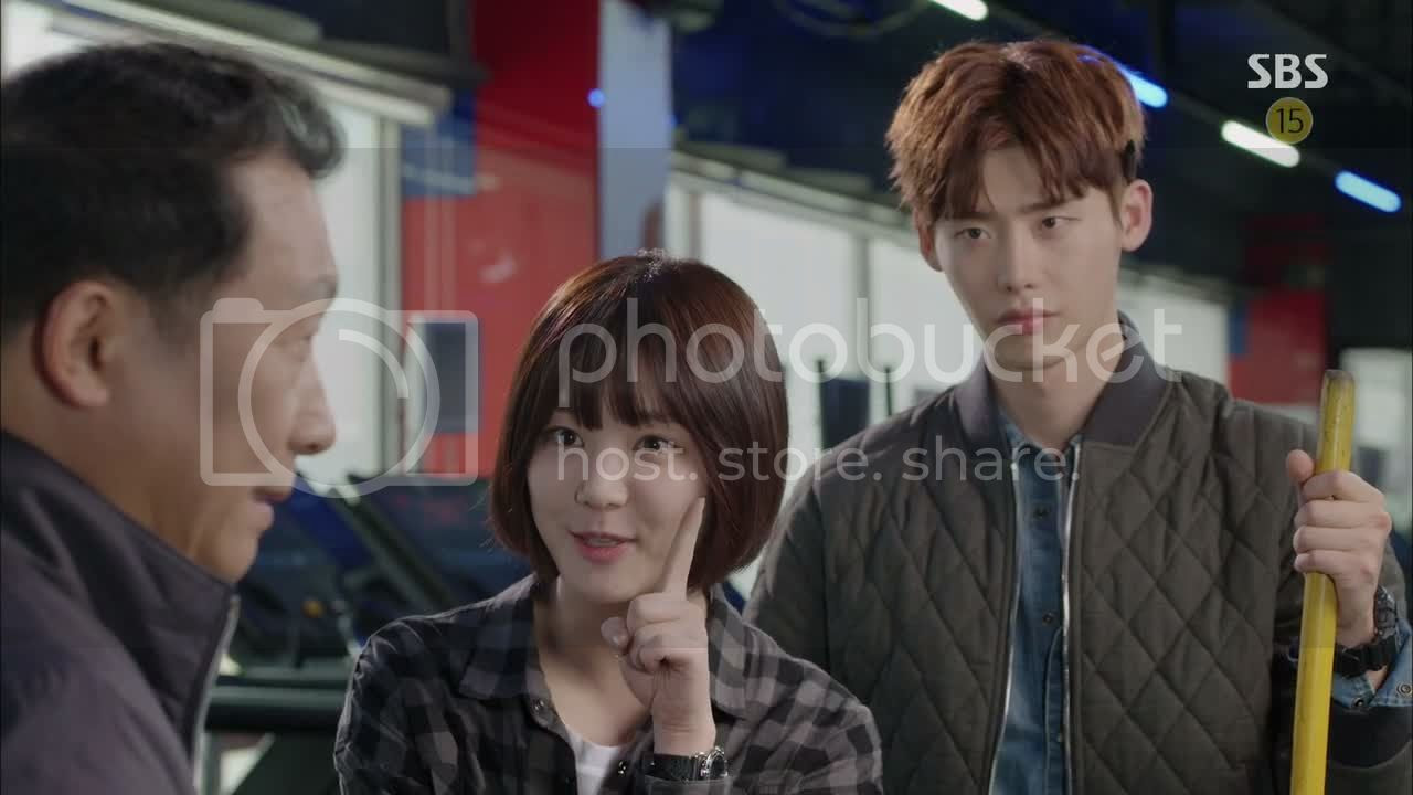 Korean Drama Pinocchio Episode 11