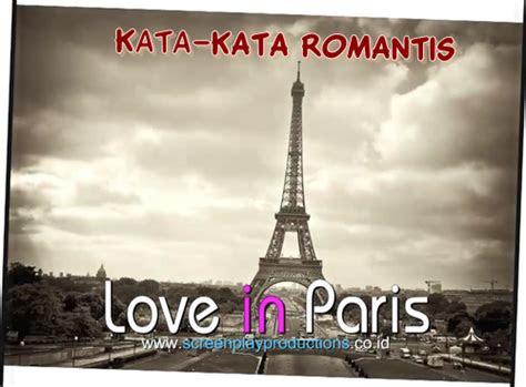 pagar ayu kata kata romantis love  paris