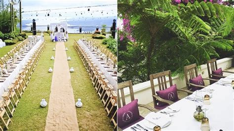 20 Tagaytay Wedding Venues As Recommended By GirlTalk