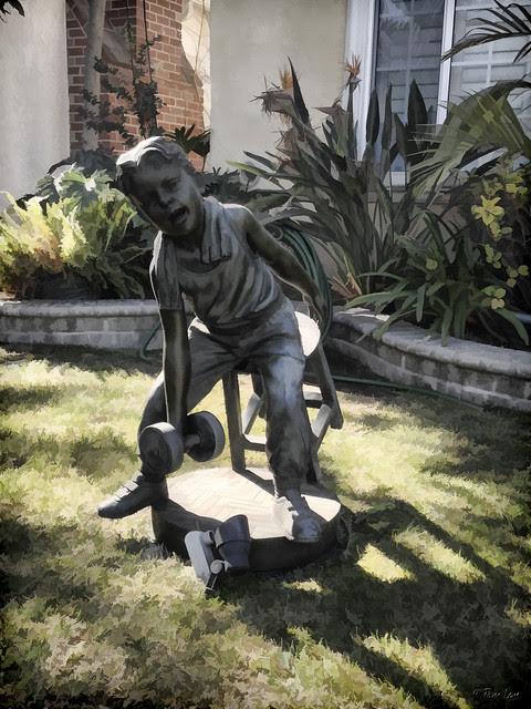 Bronze kid