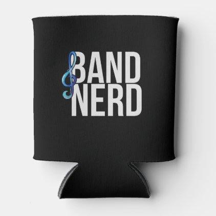 band nerd can cooler