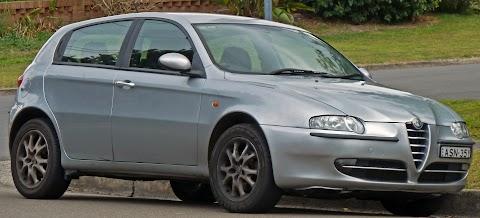 Alfa Romeo 2004 Model