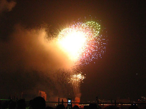 The 31st Sumida River Fireworks! 7