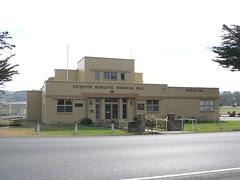 Brighton Municipal Memorial Hall