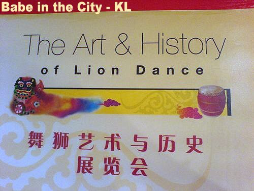 Art n History of Lion Dance