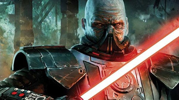 Darth Malgus is ready for battle.
