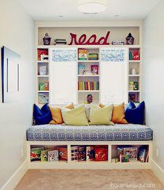 Window Seats on Pinterest
