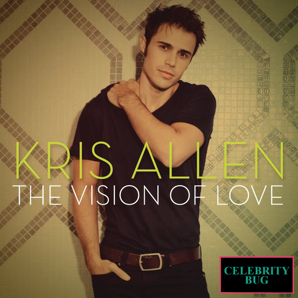 The Vision of Love (Single Cover), Kris Allen