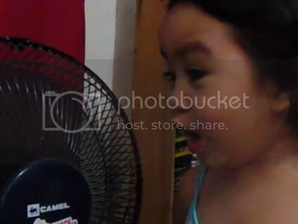Video: Have You Tried Singing on the Fan?