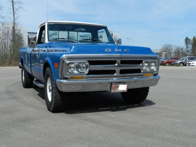 1969 Gmc C 3500 With H Approval Car Photo And Specs