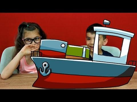 İngilizce Kelime Oyunları - 7 / Taşıtlar, araçlar oyunu