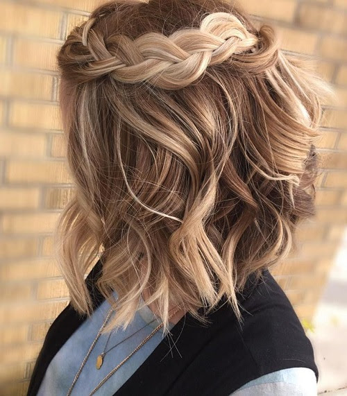 Braided Bob Hairstyle