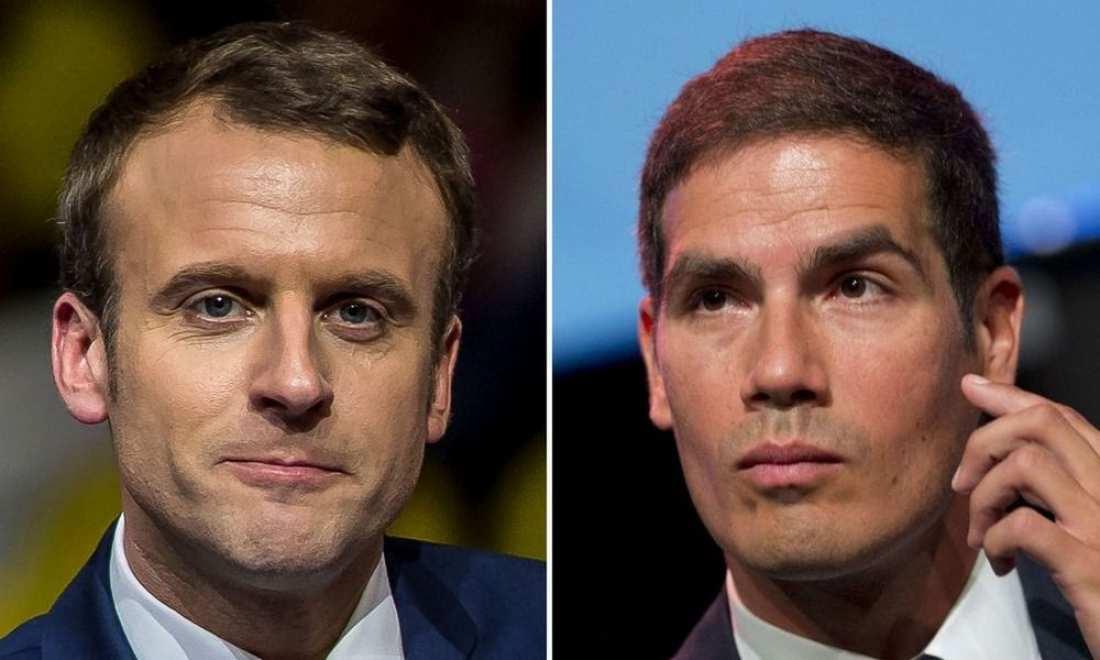 Σάλος στη Γαλλία με τις φήμες για την ομοφυλοφιλική σχέση του Μακρόν
