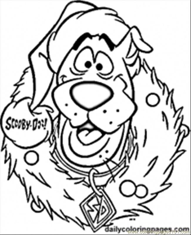Coloring Pages For Kids Christmas Hd Football