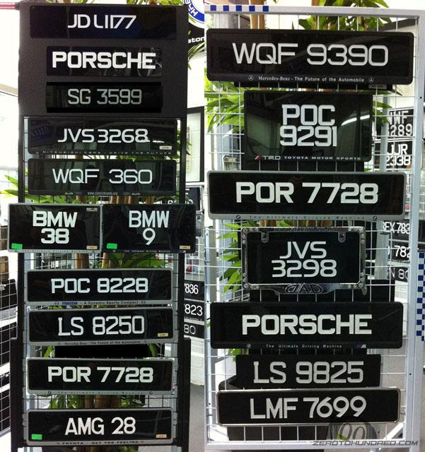 Image result for malaysia number plates