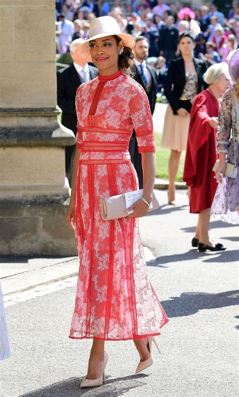 Royal Wedding Outfits: Best Dressed List   Celebrity Style