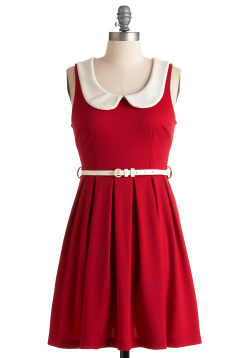 chantilly modcloth dress