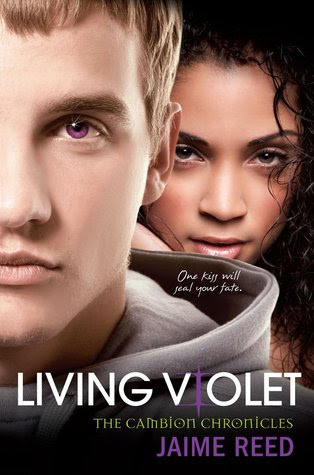 Living Violet (The Cambion Chronicles, #1)