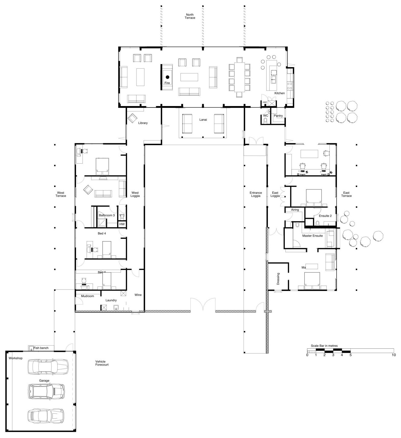 House Plans and Design: Modern House Plans New Zealand