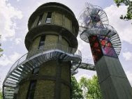 Biorama aka The Water Tower House, Joachimsthal, Germany