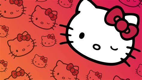 Hello Kitty UHD 8K Wallpaper   Pixelz
