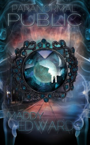 Paranormal Public (Paranormal Public Series) by Maddy Edwards