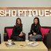 Olga Vidisheva, left, chief of Shoptiques, and Chelsea Sun, the company's director.