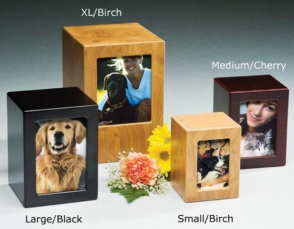 Photo Frame Series Wood Pet Urns By Everlife Memorials