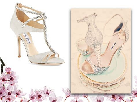 designer bridal shoes and a giveaway!