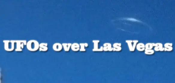 UFO over Las Vegas