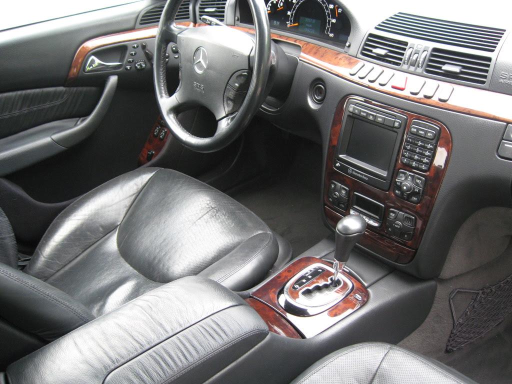 2000 Mercedes S500 Sedan - AutoConsignment of San Diego