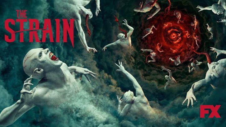 GIVEAWAY: The Strain Season 2 on Blu-Ray