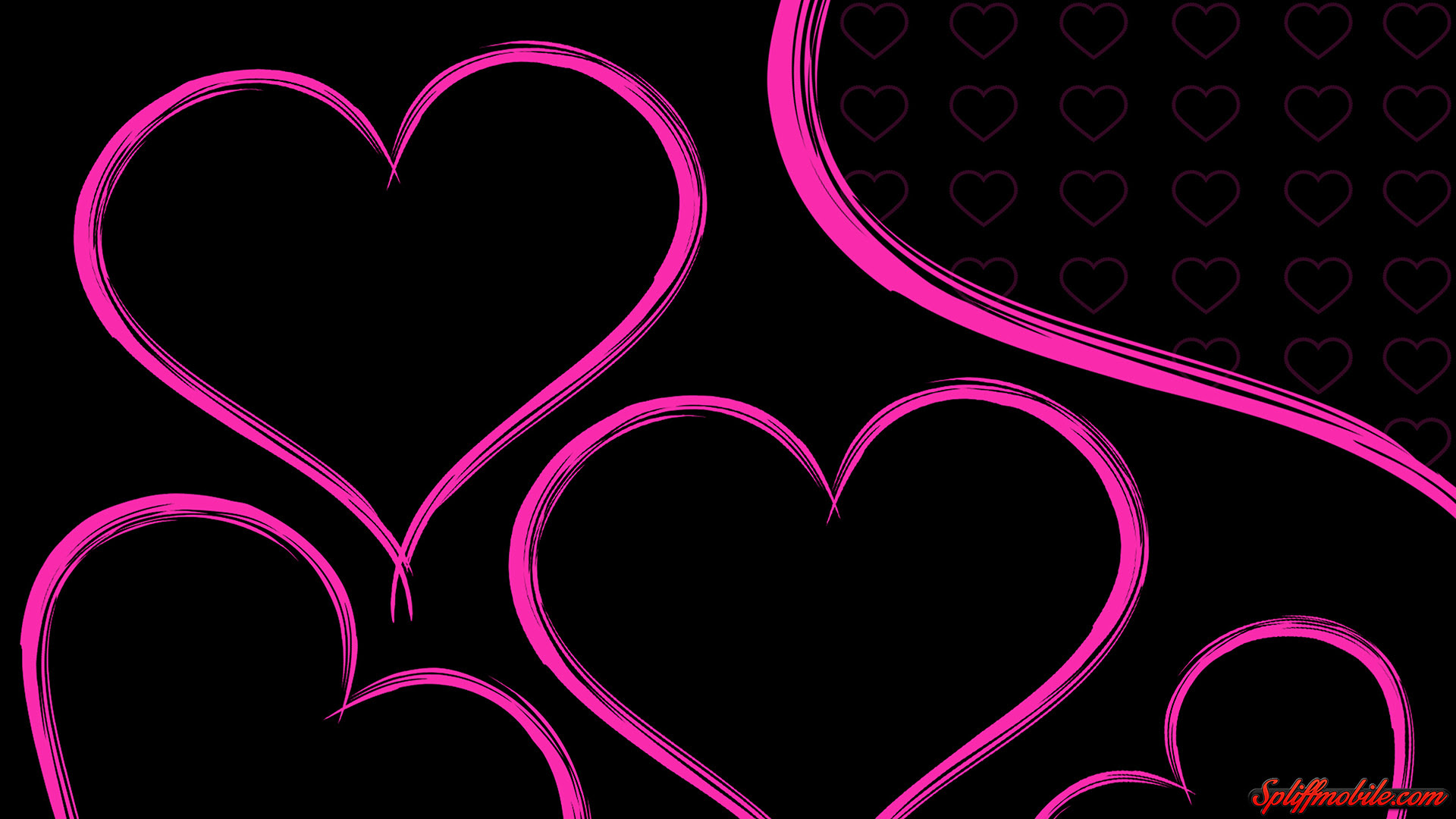 Cool Heart Backgrounds (57+ images)